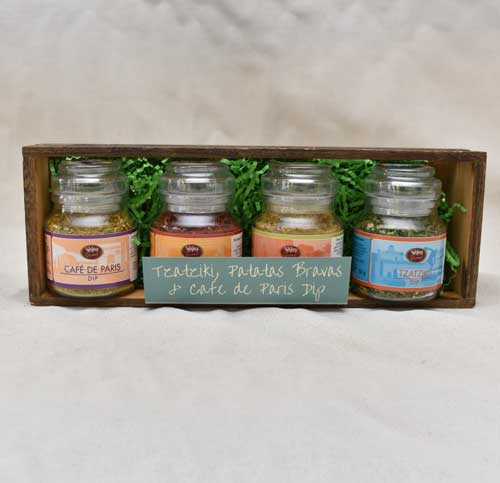 Dried Herb Dips Gift Set